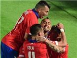 Chile 2-1 Peru: Vargas lập cú đúp, Chile vào Chung kết Copa America