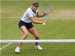 Vòng 1 đơn nữ Wimbledon: Những chiến thắng dễ của Serena Williams và Sharapova