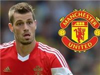 Man United sẽ có Schneiderlin trong tuần này
