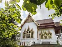 Djokovic tới đền thờ Phật giáo để tĩnh tâm