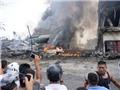 Hơn 110 người đã chết trong vụ rơi máy bay C-130 Hercules ở Indonesia