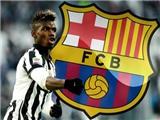 Barca đạt thỏa thuận chiêu mộ Pobga với giá 64 triệu bảng