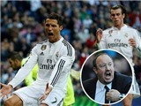 Benitez sẽ không ngại xoay vòng Ronaldo