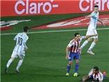 Javier Pastore ghi bàn giúp Argentina dẫn trước Paraguay 2-0
