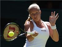 Ngày thứ 2 vòng 1 đơn nữ Wimbledon: Hạt giống số 3 Simona Halep bất ngờ gục ngã