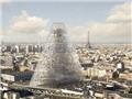 Paris đồng ý cho xây dựng 'kim tự tháp nén' cao 180 mét