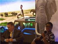 Ngôi sao phim '12 năm nô lệ' Lupita Nyong'o tham gia cuộc chiến cứu đàn voi châu Phi