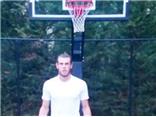 KHÓ TIN !!! Gareth Bale sút bóng vào rổ mà không thèm nhìn