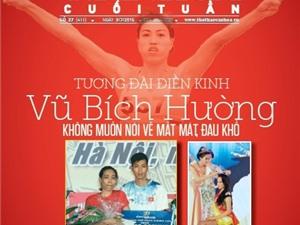 Đón đọc Thể thao & Văn hóa Cuối tuần số 27