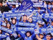 Cẩm Phả, Lạch Tray lọt vào Top 10 SVĐ cuồng nhiệt nhất Đông Nam Á