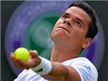 VIDEO: Milos Raonic thực hiện cú giao bóng nhanh thứ 3 trong lịch sử Wimbledon