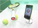 Siêu thị Tennis: Đọc kỹ năng của chính mình nhờ Cảm ứng thông minh Sony