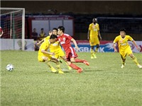 Lại 'derby xứ Nghệ' tại đất Thủ