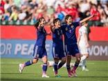 Con số & Bình Luận: Lần thứ 2 cho đội tuyển nữ Nhật Bản