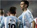 CẬP NHẬT tin tối 3/7: Pastore thích 'phục vụ' Messi. Liverpool có Robben 'mới'