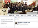 Facebook cố nhạc sĩ An Thuyên ngập tràn lời thương tiếc