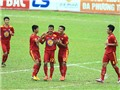 VCK giải U17 QG báo Bóng đá 2015: PVF lại lập kỷ lục