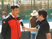 HLV đội tuyển quần vợt Việt Nam, Trương Quốc Bảo: Tôi rất thích cái tay trái của Kvitova!