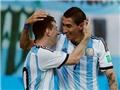 CẬP NHẬT tin sáng 4/7: Juventus có thủ môn mới. 'Di Maria cùng đẳng cấp với Messi và Ronaldo'