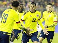 Phát hiện mới ở Copa America 2015: Murillo điểm 7, Falcao điểm 3