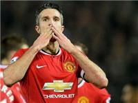 Van Persie muốn Man United chi 12 triệu bảng 'tiền chia tay'