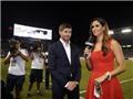 Gerrard mua bia ra mắt các CĐV LA Galaxy