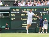 Wimbledon 2015: Vẻ đẹp chết người từ những cú trái một tay