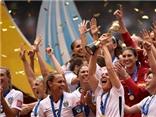 Mỹ 5-2 Nhật Bản: Carli Lloyd lập hat-trick trong 16 phút, Mỹ đòi nợ thành công