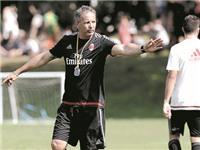 Milan chưa thể đứng dậy ngay lập tức