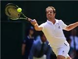 Wimbledon 2015: Cú trái một tay lợi hại giúp Gasquet hạ Kyrgios, vào Tứ kết gặp Wawrinka
