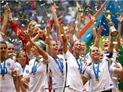 Con số & Bình luận: Đội tuyển bóng đá nữ Mỹ trở lại vinh quang sau 16 năm