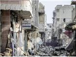 """VIDEO: IS 'cướp"""" lại thị trấn đã mất ở Syria"""