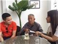 Ca sĩ Đàm Vĩnh Hưng trao 20 triệu đồng cho Mạc Can qua Quỹ Tình nghệ sĩ của Lệ Quyên