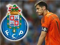 Casillas sẽ trở thành cầu thủ hương lương cao nhất ở Bồ Đào Nha