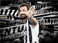 Pirlo - Juve: 4 năm để nhớ trọn đời