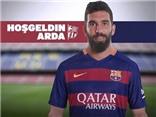 Con số & Bình luận: Arda Turan & bản hợp đồng đắt thứ 4 lịch sử Barcelona