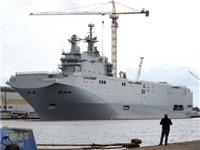 Pháp không thể bán tàu Mistral 'cho bất kỳ ai khác' ngoài Nga