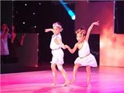 Bước nhảy hoàn vũ nhí: Giám khảo bớt tranh giành thí sinh