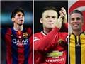 CHÙM ẢNH: Cầu thủ nào hưởng lương cao nhất ở mỗi giải đấu châu Âu?