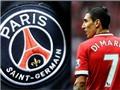 Tờ France Football: Man United đồng ý bán Di Maria cho PSG với giá 65 triệu euro