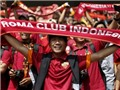 Indonesia từ chối cho 5 cầu thủ AS Roma nhập cảnh