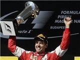 Sebastian Vettel giành chiến thắng chặng đua tại Hungary