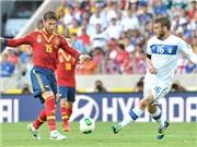 Bốc thăm vòng loại World Cup 2018 khu vực châu Âu: Tây Ban Nha tái ngộ Italy