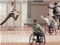 Màn diễn của những nghệ sĩ xe lăn