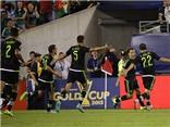 Hạ Jamaica, Mexico lần thứ 7 vô địch Gold Cup