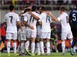 Real Madrid 3-0 Inter: James Rodriguez sút phạt điệu nghệ, Real thắng dễ Inter