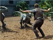 'Jurassic World' lọt vào top 3 phim ăn khách nhất mọi thời
