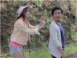 Chết cười với màn Trường Giang 'chọc quê' Hari Won