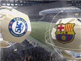 CẬP NHẬT link truyền hình trực tiếp và sopcast trận Chelsea – Barcelona (7h, 29/7)
