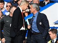HLV Wenger phản bác Mourinho: 'Cứ để người ta nói gì thì nói'